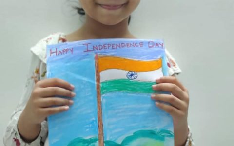 Independence day celebrations 2020- 1